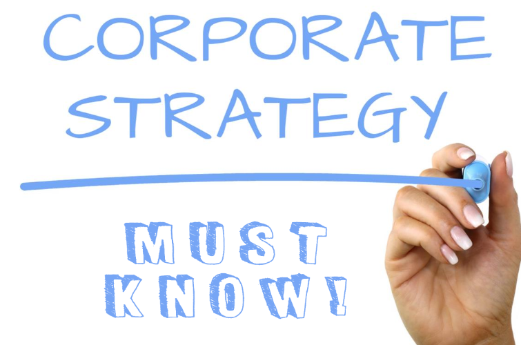 Corporate Strategy: Must know about corporate strategy and their Goals