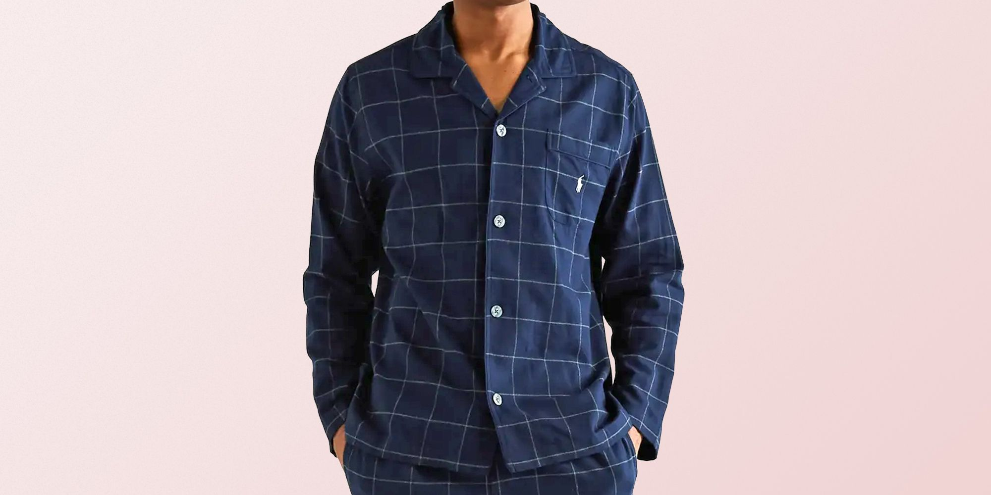 The Swankiest PJs for Men That Are Way More Stylish